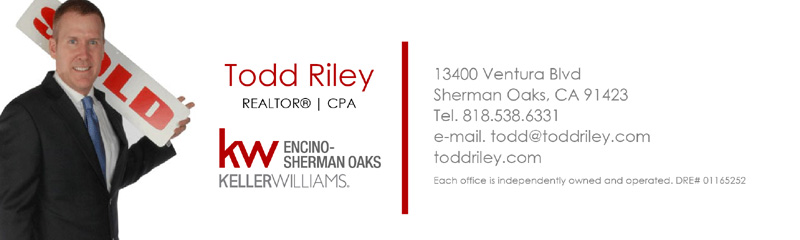 Todd Riley Valley Village Area Specialist